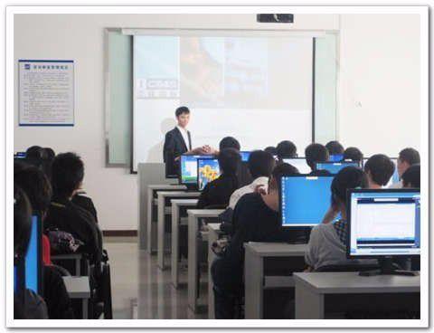 欢迎集美大学理学院同学来中软国际厦门ETC参观实践