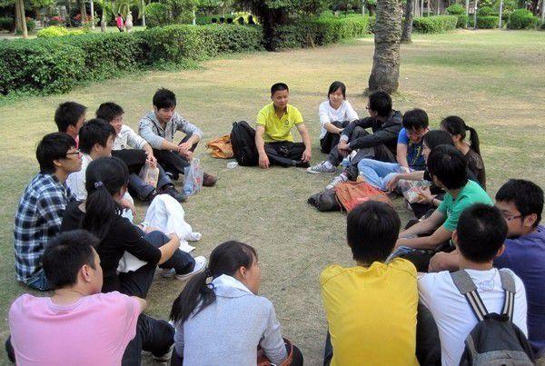 3+3中软国际厦门ETC毕业班学员鼓浪屿户外活动