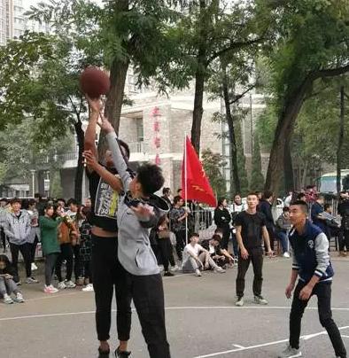 2016辽宁大学-中软国际定制班篮球比赛