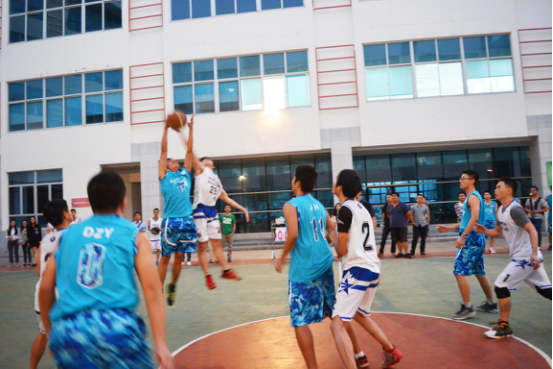 中软国际教育集团(厦门)第六届学员篮球联