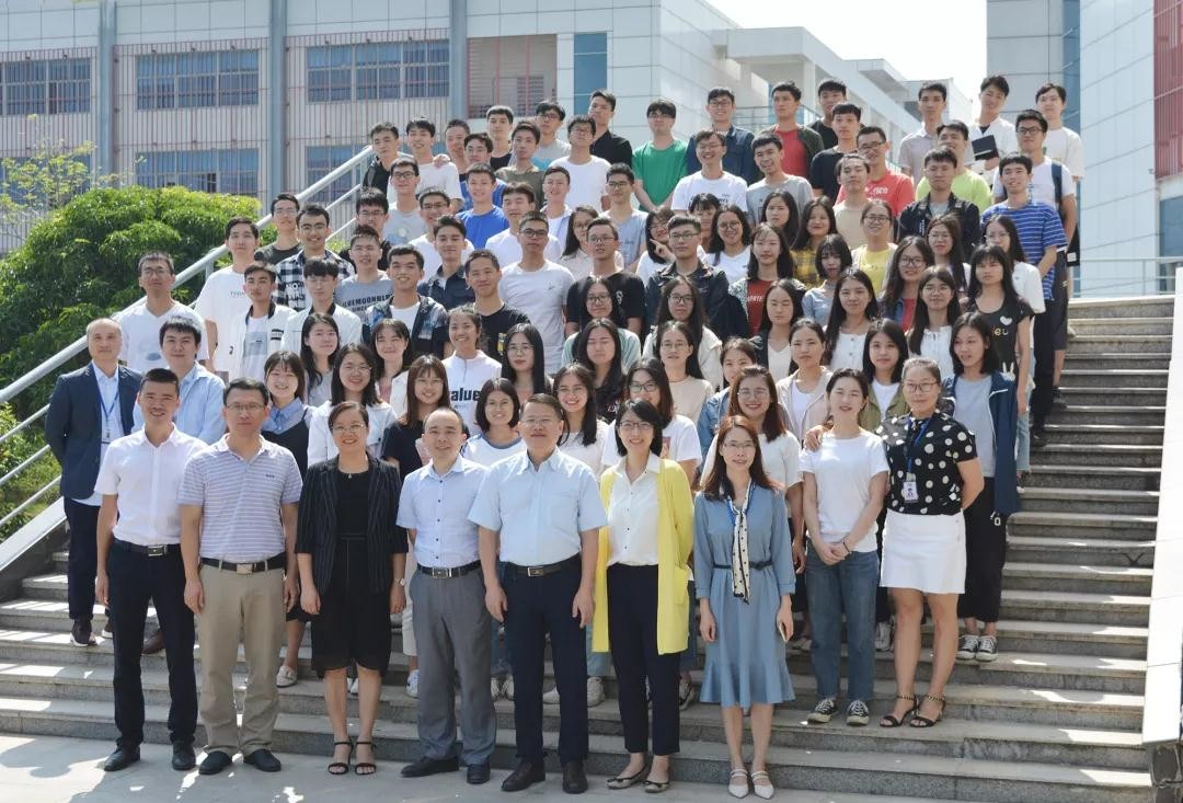 韩山师范学院•中软国际教育部产学合作协同育人专业综合改革项目(一期)结业典礼